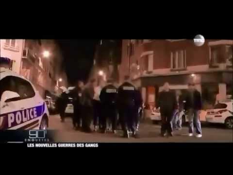Délinquance à Paris [REPORTAGE] Dans les cités Parisienne (GUERRE DE BANDES)