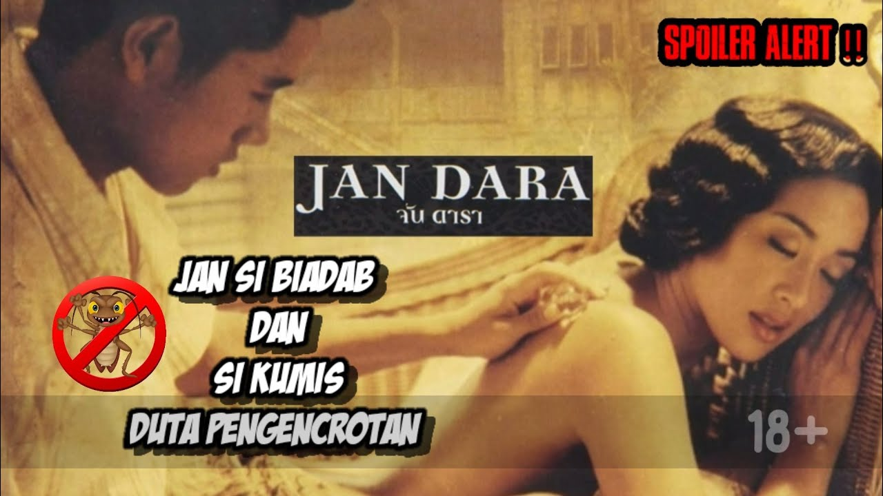 Download JAN SI BIADAB & SI KUMIS DUTA PENGENCROTAN - Rangkum film JANDARA (the beginning)