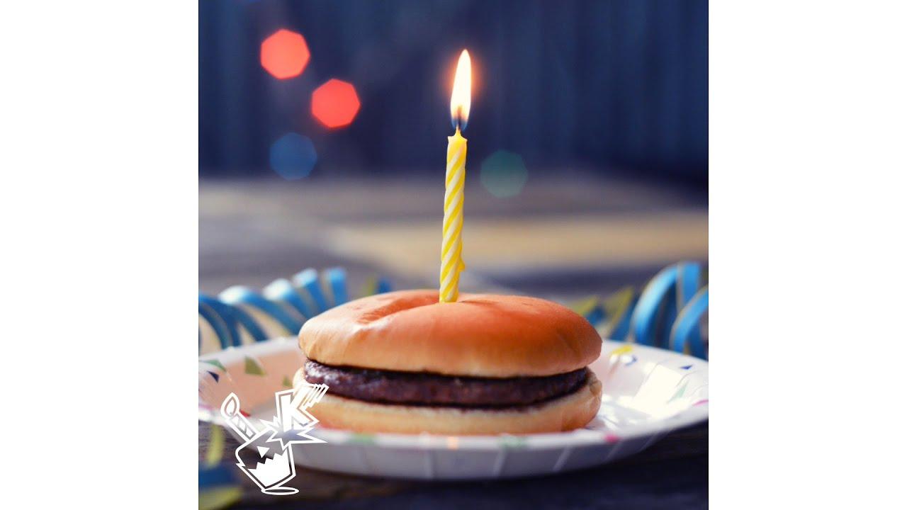 Happy Hamburger Birthday Youtube
