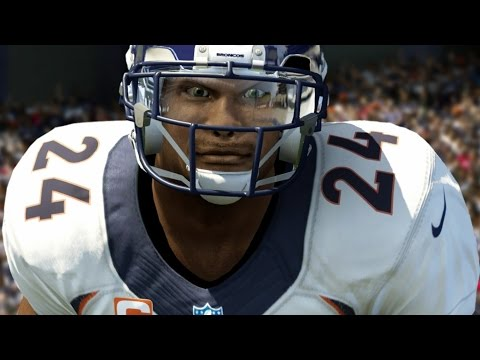 GREATEST PICK 6!! Champ Bailey Through The Years - NCAA Football 99 - Madden 15