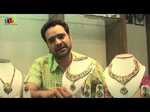 Designer Indian Jewellery- Jaipur Shopping by Rooms and Menus