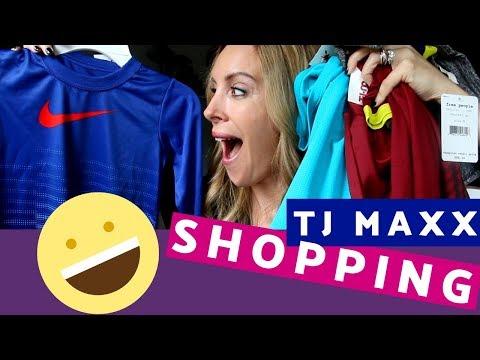 Tj Maxx Clothes Haul: Family Shopping Spree