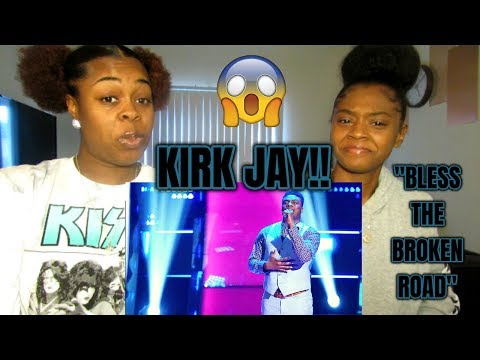 "Kirk Jay ""Bless the Broken Road"" - The Voice 2018 Blind Auditions (REACTION) WOW!!"
