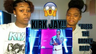 Kirk Jay The Voice 2018 Knockouts REACTION