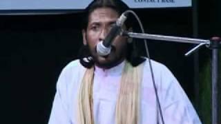 Babu fakir performing at India Habitat Center, Delhii.mpg