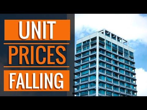 🏘 Sydney Unit Prices Falling   Sydney Real Estate Market Update