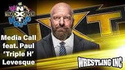 Triple H on Infamous Hog Pen Match Against Henry Goodwin