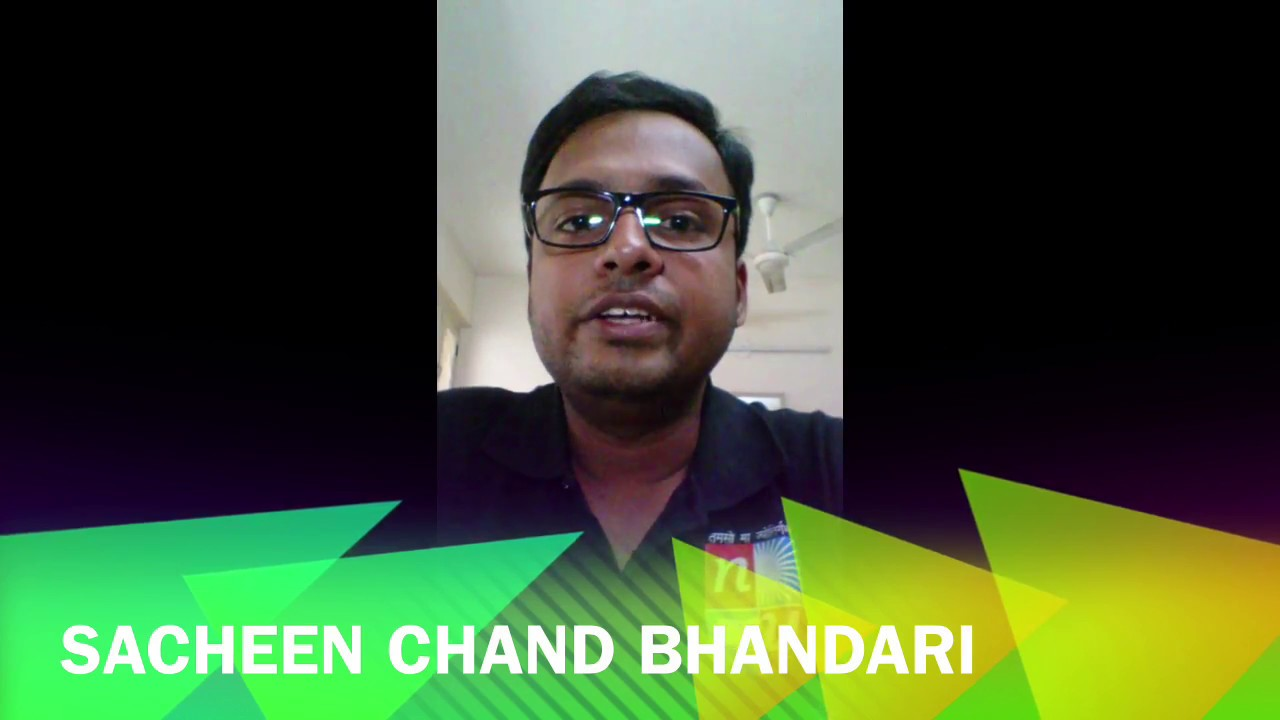 Mr Sacheen Bhandari Kpmg Lean Six Sigma Green Belt Certified
