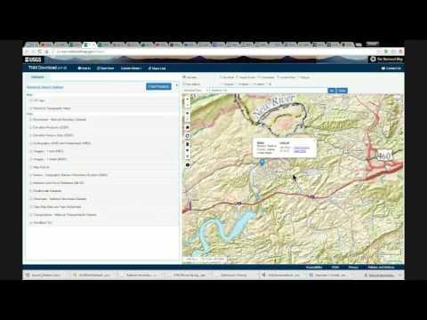 Updates USGS Data Download