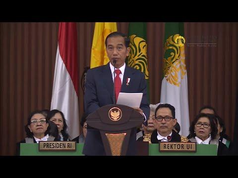 Dies Natalis Universitas Indonesia ke-68