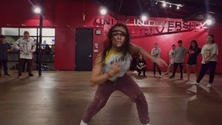 jade chynoweth yeah yeah choreography by anze