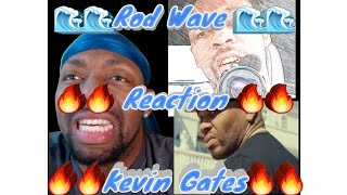 #trending (Real Reaction) to Rod Wave - Cuban Links feat. Kevin Gates (Official Music Video)