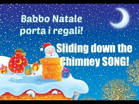 Canzoni Di Natale In Inglese.Canzone Inglese Natale Santa S Presents I Regali Di Babbo Natale Bambini