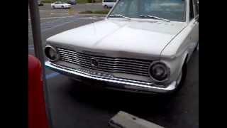 Plymouth Valiant 1964 V200 V8 & Signet 200 Slant 6