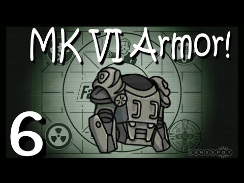 Fallout Shelter - MK VI Power Armor! - Part 6 - (iOS/iPhone/iPad Gameplay)