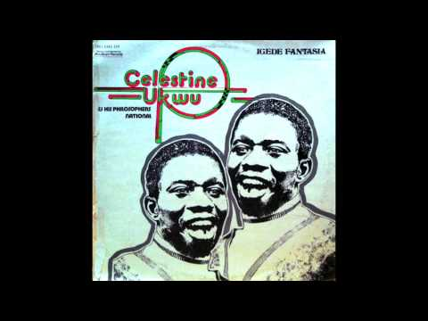 Celestine Ukwu & His Philosophers National | Album: Igede Fantasia | Highlife | Nigeria | 1975