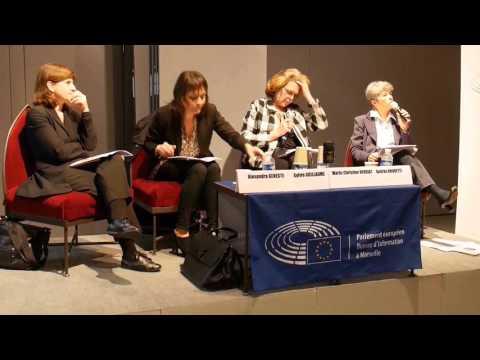 Débat Liberté et Internet Bureau d'information du Parlement européen à Marseille 5 11 2015 partie 2