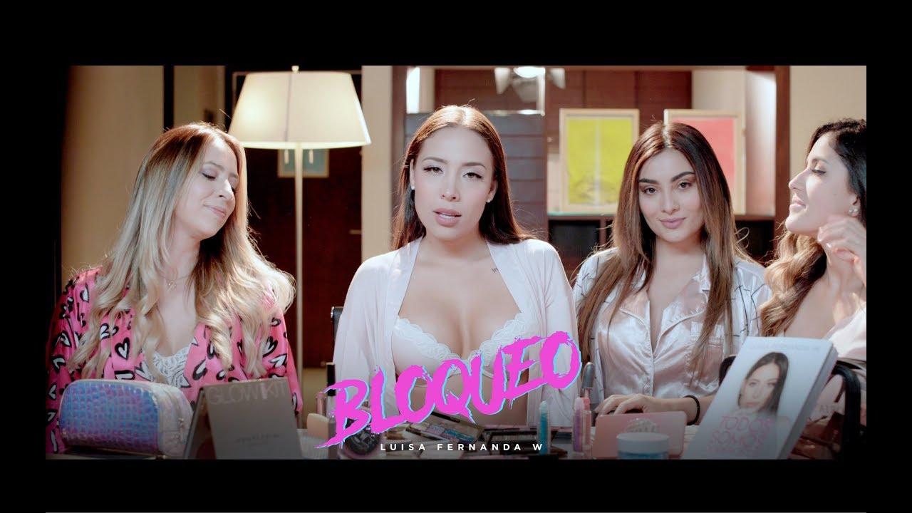 BLOQUEO  (roast yourself challenge) - LUISA FERNANDA W prod. dejota2021
