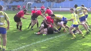 Rugby RCT Toulon vs Clermont-Ferrand Résumé Match Championnat France Espoirs Live TV Sports 2016
