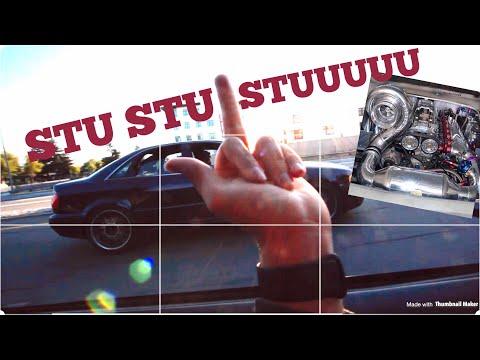 SUBARU WRX GETS TROLLED BY AUDI S4! (StuStuStuuuu)