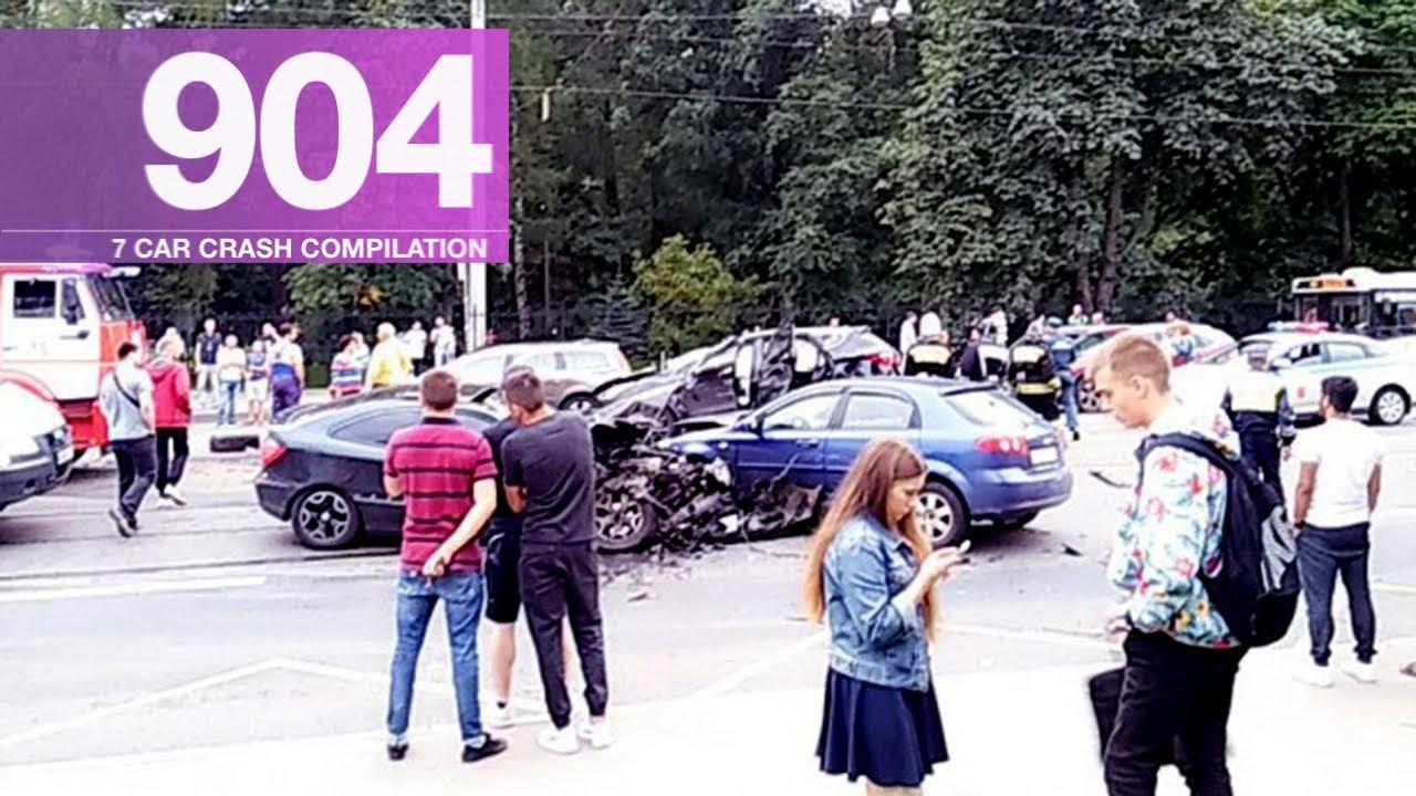 Car Crash Compilation 904 – August 2017