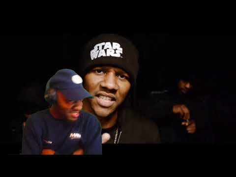 Man Don't Care - Jme ft Giggs | REACTION