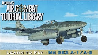 Learn to fly the Me 262