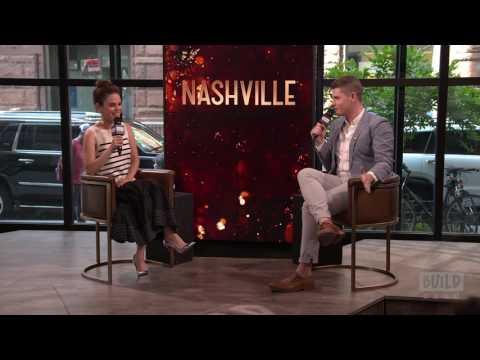 """Rachel Bilson Chats About """"Nashville"""" On CMT"""
