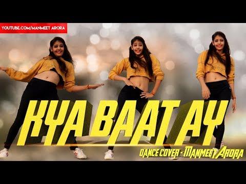 Kya baat ay- Hardy Sandhu | by Manmeet Arora