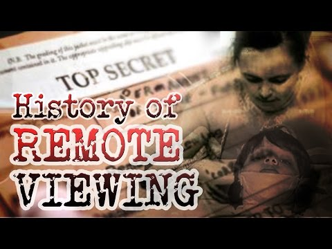 The Secret History of US Remote Viewing Program