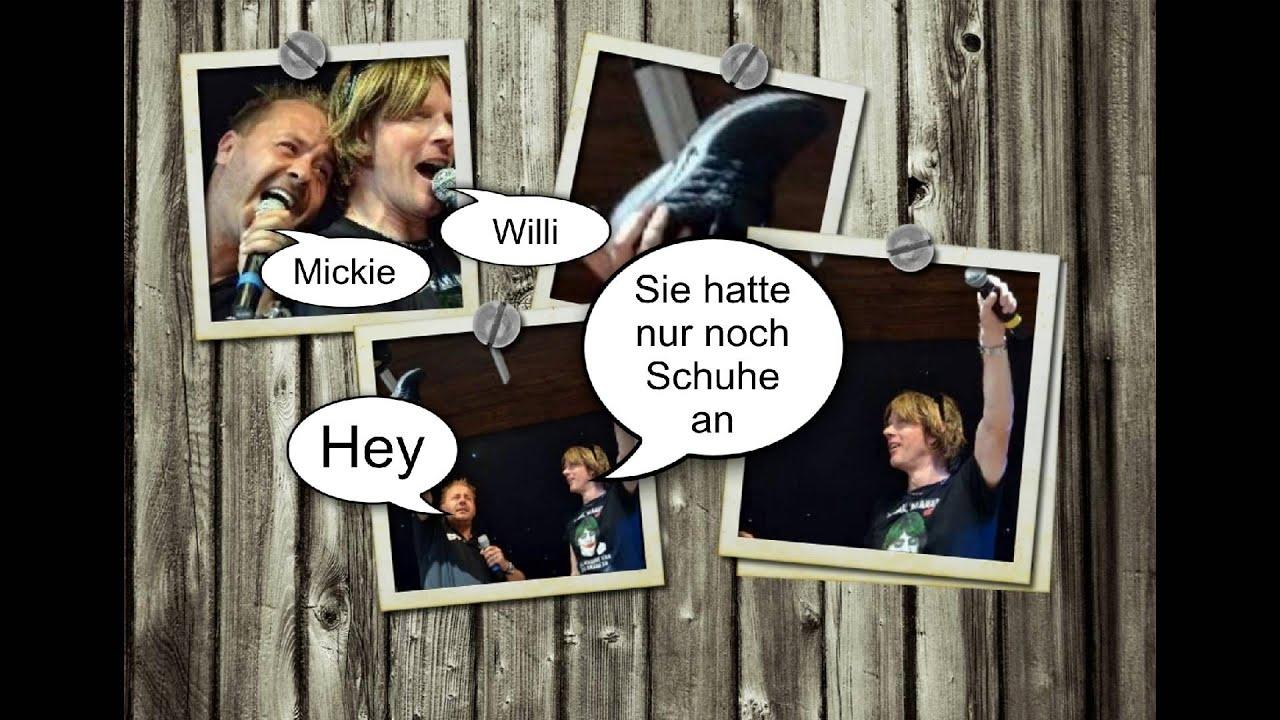 Mickie Schuhe FeatWilli Krause Herren Special gyvY7Ibf6m