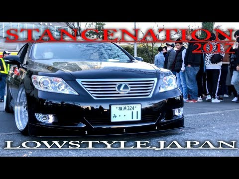 STANCENATION JAPAN 2017 – スタンスネーション【搬入動画②】