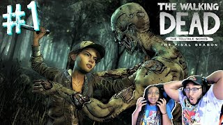 THIS GOT SO REAL! | Telltale The Walking Dead: The Final Season Episode 1 Full Gameplay!!!