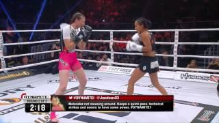 Dynamite 1 - Hadley Griffith vs Keri Melendez