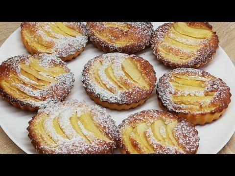 petits-gÂteaux-aux-pommes-Économique-et-facile-(cuisine-rapide)
