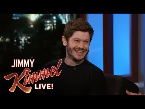 Iwan Rheon on Getting Eaten  Dogs on Game of Thrones