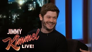 Download Iwan Rheon on Getting Eaten by Dogs on Game of Thrones Mp3 and Videos
