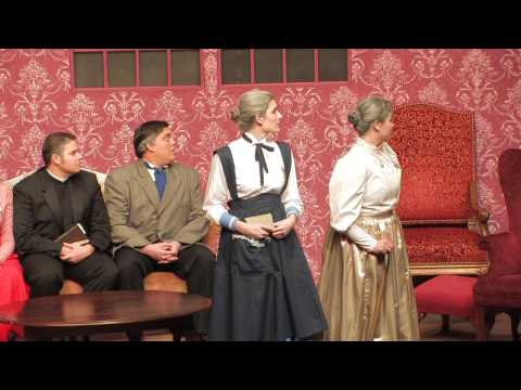Friday Cast - Benjamin Britten - Albert Herring, Act I - Baylor Opera Theater Jan 29,2010 720p