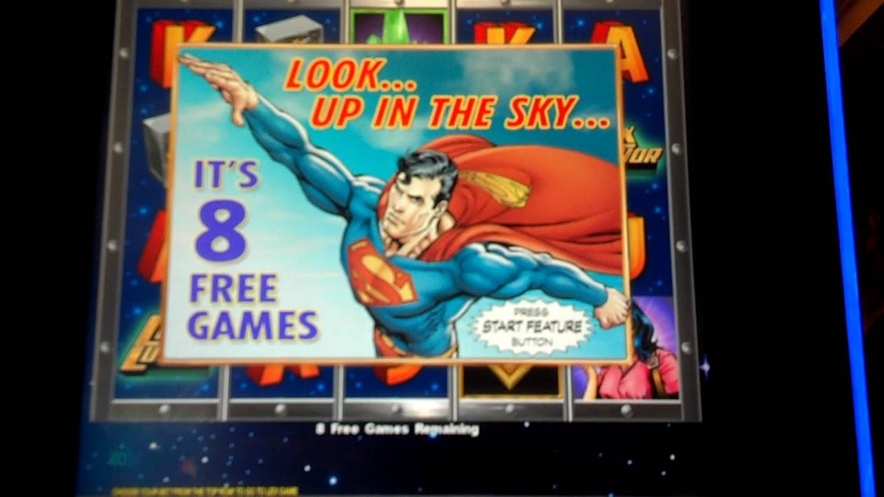 Superman Slots Free