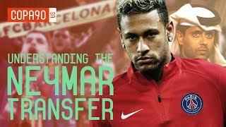 Why Neymar Turned on Barcelona for PSG