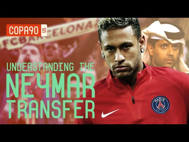 Why Neymar Turned on Barcelona for PSG