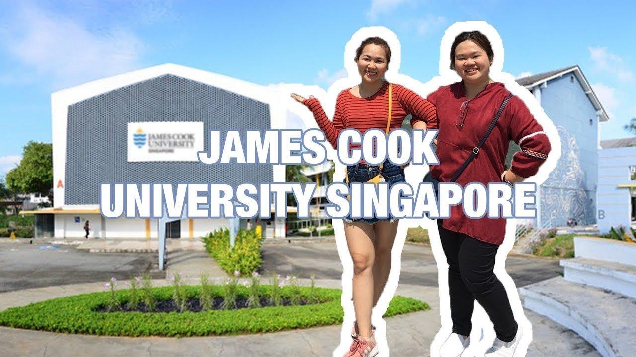 Cùng tụi mình đi xem trường JCU Singapore nào!