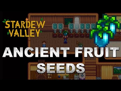 Stardew Valley Tips: How to get Ancient Fruit Seeds