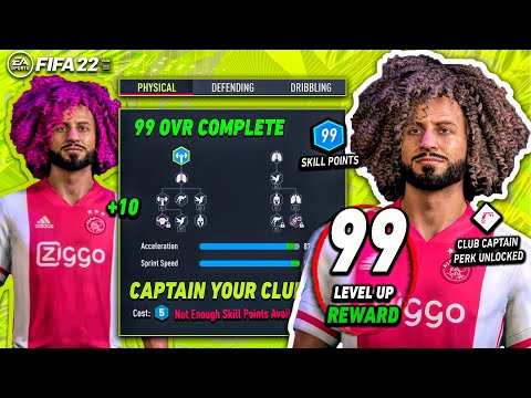 I Created The Most DOMINATE My Player In FIFA 22 History…