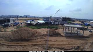 Timelapse Rugby school thailand 04 11 2016 To 06 10 2017