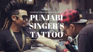 vuclip punjabi singers tattoo |jazzy b| 7 tattoo | garry sandhu | akay | sukhe |