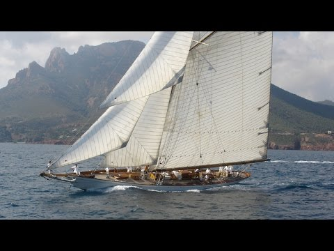 "CNN Mainsail, Shirley Robertson - What makes a ""classic"" yacht?"