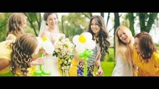Александр & Виктория- невероятная свадьба 2013 в Короче