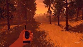 Firewatch Gameplay (PC HD) [1080p60FPS]