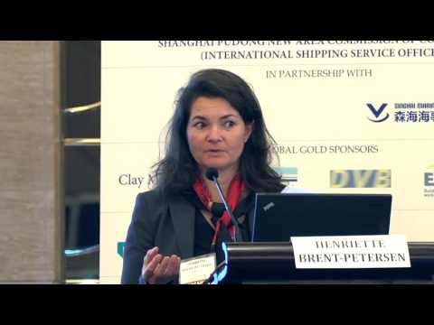 2017 2nd Annual International Shipping Forum - China - Global Economy Presentation